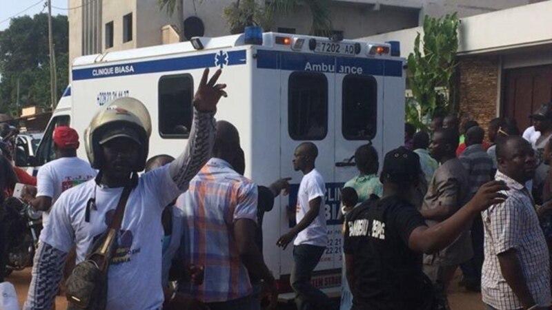 L'opposant en grève de la faim hospitalisé au Togo