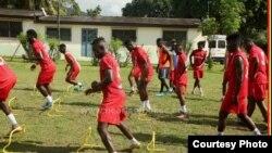 'Yan wasan Accra Hearts of Oak na biyu