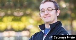 Tyler Skluzacek is the creator of the myBivy smartphone/smartwatch application that helps military veterans suffering from PTSD sleep better at night. (Courtesy photo / T. Skluzacek)