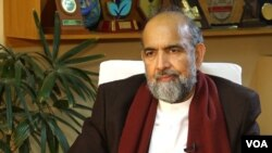 ڈاکٹر قبلہ ایاز، چیئرمین اسلامی نظریاتی کونسل