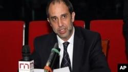 联合国人权特使托马斯·奥杰阿·奎恩塔那