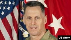 美国驻韩国第八军司令托马斯·旺达尔少将 (驻韩美军官方网站)