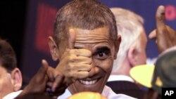 Predsednik Obama vodi kampanju za demokrate u Viskonsinu