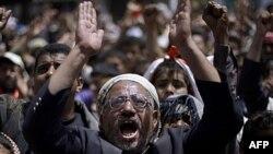 Протести у Сирії