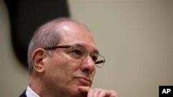 Tổng giám đốc Tổ chức Cấm Vũ khí Hóa học OPCW Ahmet Uzumcu.
