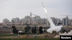 Sistema antimissil israelita
