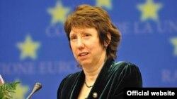 Visoka predstavnica Evropske unije Ketrin Ešton