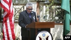 Cựu đại sứ Mỹ tại Libya Gene Cretz