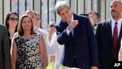 """La directora general para Estados Unidos del Ministerio de Relaciones Exteriores de Cuba, Josefina Vidal estuvo en la reunión. Las dos delegaciones hablaron de su """"deseo compartido de lograr todos los avances que sean posibles antes de que acabe este año"""", señaló en un comunicado el Departamento de Estado de EE.UU."""
