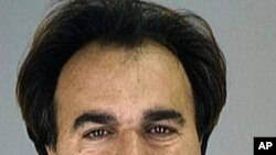 This 1996 image provided by the Nueces County Sheriff's Office shows Manssor Arbabsiar.