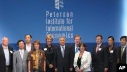 국제인권위원회 주최로 워싱턴 피터슨 국제경제연구소에서 열린 북한인권 세미나