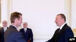 Metyu Brayzanın Azərbaycanda diplomatik fəaliyyəti başa çatır