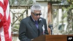 Former US Ambassador to Libya Gene Cretz (2009 file photo)