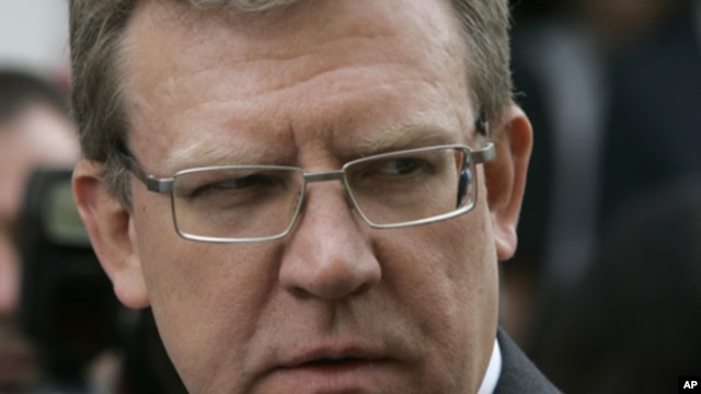 Former Finance Minister Alexei Kudrin resigned after a public disagreement with President Dmitry Medvedev (file photo).