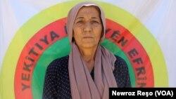 Ayşe Silo Heseroka Yekîtiya Êzidiyan li Efrînê