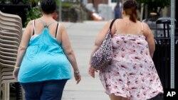 De acuerdo a los Centros de Control y Prevención de Enfermedades (CDC), más de un tercio de los adultos estadounidenses son obesos.