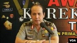 Kepala Biro Penerangan Masyarakat Polri Brigadir Jenderal Polisi Boy Rafli Amar (Foto: dok).