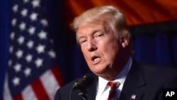 دونالد ترمپ، نامزد حزب جمهوری خواه، گفته است که افغانستان مشکل نیست، پاکستان مشکل است.