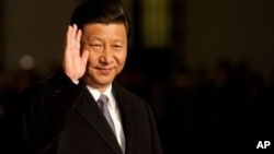 中共候任领导人