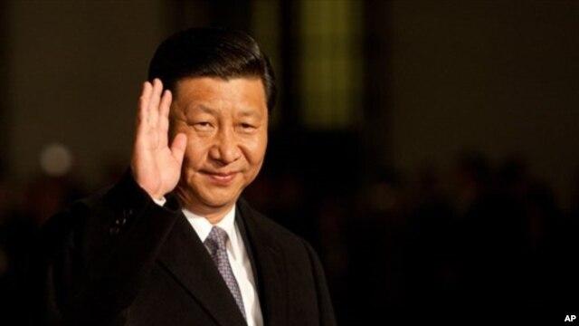 후진타오 국가주석의 뒤를 이어 중국 최고지도자 자리를 승계하게 될 시진핑 현 국가부주석. (자료사진)