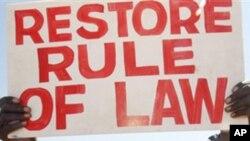 Западна Европа на врвот на листата според владеењето на правото
