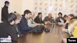 Qeyri Hökumət Təşkilatlarının toplantısı