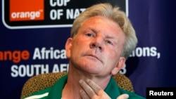 Paul Put, ancien sélectionneur national du Burkina Faso, 5 février 2015