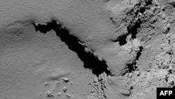 Snimak komete 67P