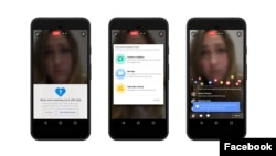 This image shows facebook's support message. By Vanessa Callison-Burch, Product Manager, Jennifer Guadagno, Researcher, and Antigone Davis, Head of Global Safety