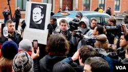 Wikileaks: Pa Gen Libète Sou Kosyon Pou Julian Assange