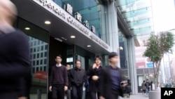 香港廉政公署大門