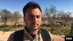 Ahmed Omer berdevkê Artêşa Şorişger