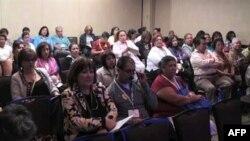 Konferencija osoba koje su preživele rak, održana u Hjustonu