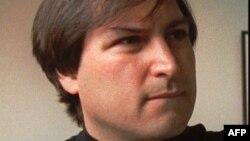 Nhà đồng sáng lập quá cố của Apple, ông Steve Job. (Ảnh tư liệu năm 1993)