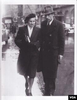 Yusif Qəhrəman Münhendə, 1947.