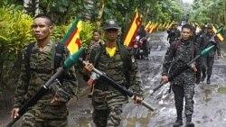حمله مرگبار اسلامگرايان به يک کاروان نظامی در فيليپين