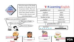 Lesson 12 Activity Sheet