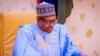 Shugaba Buhari (Twitter/ @BashirAhmaad)