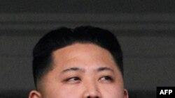 Nhà lãnh đạo mới của Bắc Triều Tiên Kim Jong-un