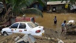 در توفان در فیلیپن بیش از ۲۰۰ تن کشته شدند