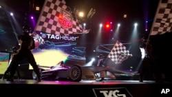 Se viene la nueva era de los carros de carreras y las competencias automovilísticas.