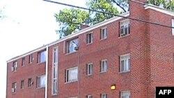 Khu chung cư trong bang Virginia, nơi cư ngụ của Mikhail Semenko, một trong các nghi can gián điệp
