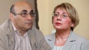Лейла и Ариф Юнус