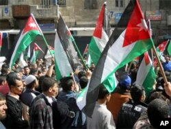 Protesters say they the Jordanian parliament does not represent the people because members were elected under out-dated laws. And while most support the monarchy, some say they would like to limit the powers of the king.