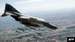 Loại chiến đấu cơ F-4 Phantom được Hoa Kỳ sử dụng rất nhiều trong cuộc chiến tranh Việt Nam