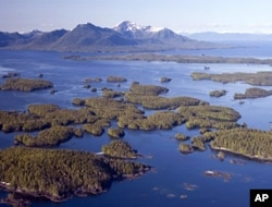 The Tongass includes the more than 5,000 islands of the Alexander Archipelago