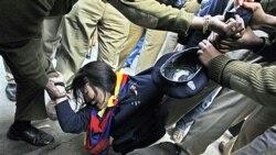 مقاومت اهالی تبت در برابر سرکوب دولت چين