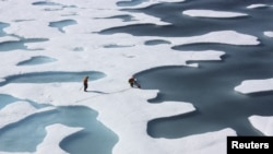 September 13, 2013 - Arctic Ice Better than Last Year, But Ice Free Arctic Still Possible