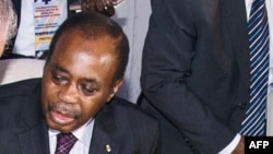 Edem Kodjo, facilitateur du dialogue national en RDC, 1er septembre 2016.