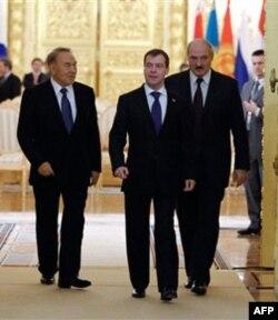 Mazkur ittifoq ikki yil muqaddam tashkil topgan bo'lib, unga Rossiya, Belarus va Qozog'iston a'zo